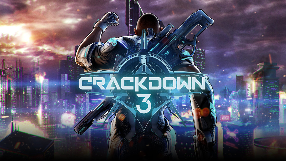 6 screens pour: Crackdown 3